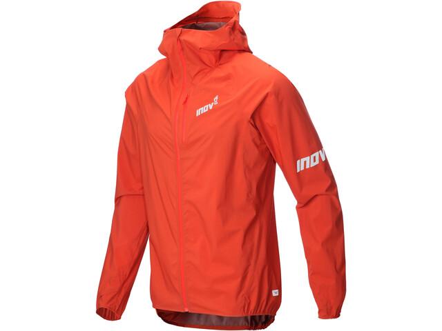 inov-8 AT/C FZ Stormshell Jacket Men red